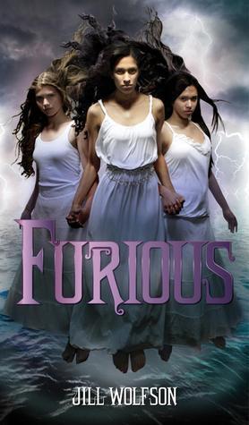 Furious – Jill Wolfson
