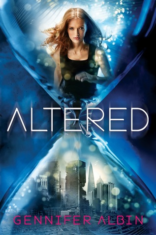 Altered (Crewel World #2) – Gennifer Albin