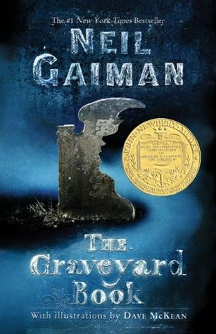 The Graveyard Book – Neil Gaiman