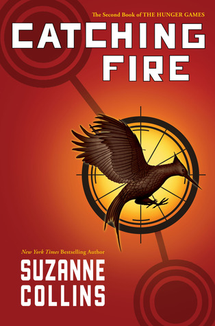 Catching Fire (The Hunger Games #2) – Suzanne Collins