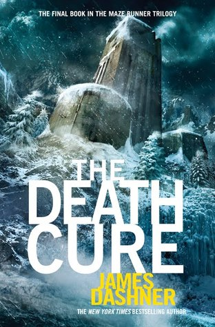The Death Cure (The Maze Runner #3) – James Dashner
