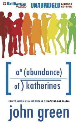 An Abundance of Katherines – John Green