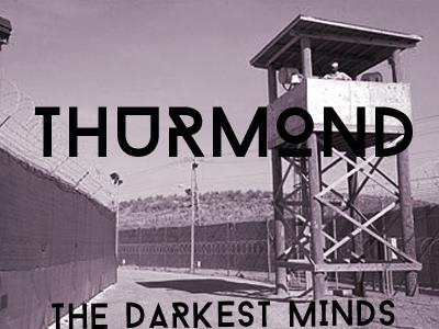 THURMOND the darkest minds alexandra bracken