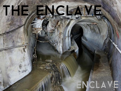 the enclave ann aguirre