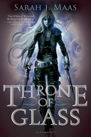 Throne of Glass (Throne of Glass #1) – Sarah J. Maas