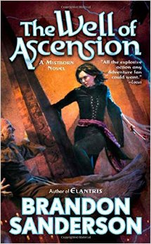 The Well of Ascension (Mistborn #2) – Brandon Sanderson