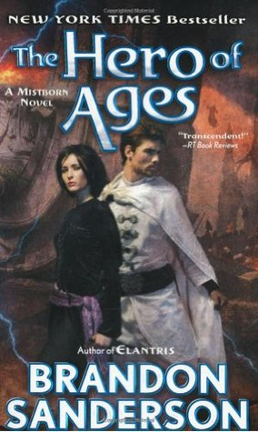The Hero of Ages (Mistborn #3) – Brandon Sanderson