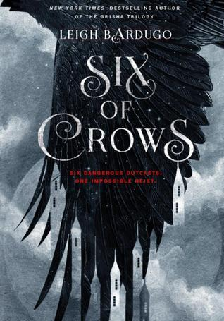 A Non-Review: Six of Crows (The Dregs #1) – Leigh Bardugo