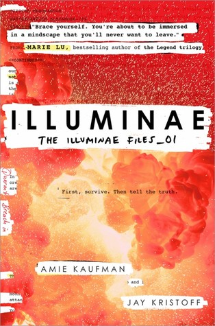 Illuminae (The Illuminae Files #1) – Amie Kaufman & Jay Kristoff