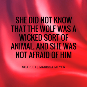 scarlet quotes