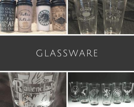 BOOKISH GLASSES