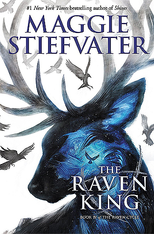 10 Things I Felt About This Book | The Raven King by Maggie Stiefvater
