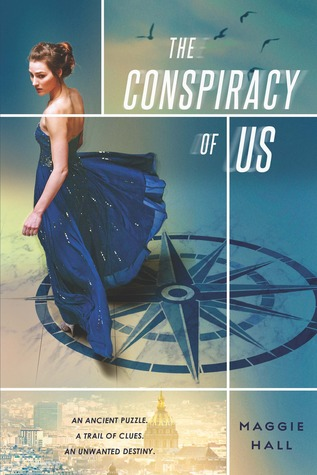 Dual Review: The Conspiracy of Us & Map of Fates by Maggie Hall