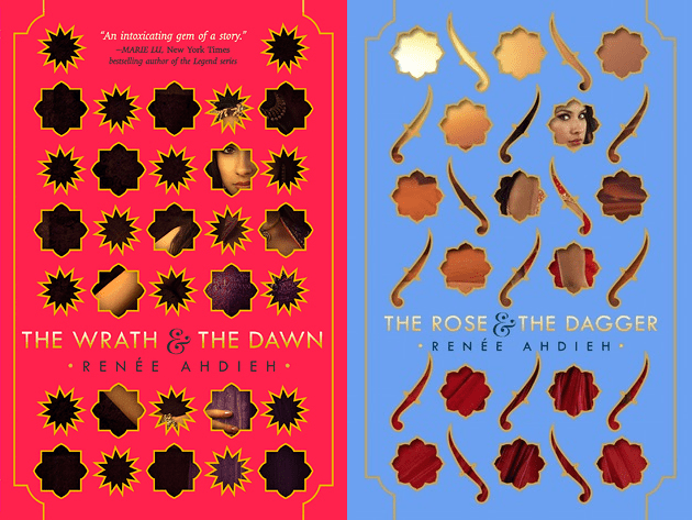 Image result for the wrath and the dawn duology