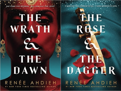 wrath and the dawn new covers