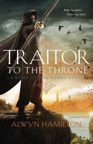 Blog Tour: Traitor to the Throne by Alwyn Hamilton | Book Scents + Giveaway!