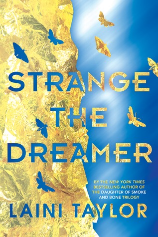 Strange the Dreamer | A Dream Come True + Giveaway!
