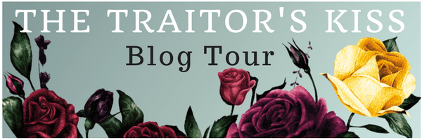 Blog Tour: The Traitor's Kiss | Book Scents + Giveaway!