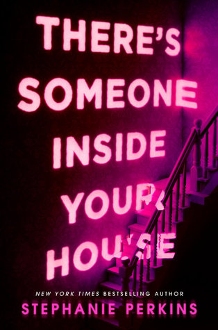 Blog Tour: There's Someone Inside Your House by Stephanie Perkins | Book-Inspired Candle + Giveaway!