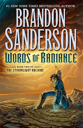 Words of Radiance (The Stormlight Archive #2) – Brandon Sanderson