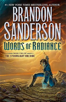 Words of Radiance (The Stormlight Archive #2) – Brandon Sanderson