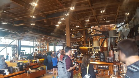 Starbucks Roaster And Tasting Room Main Room 2