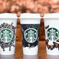 White Cup Contest Design Winners 2015