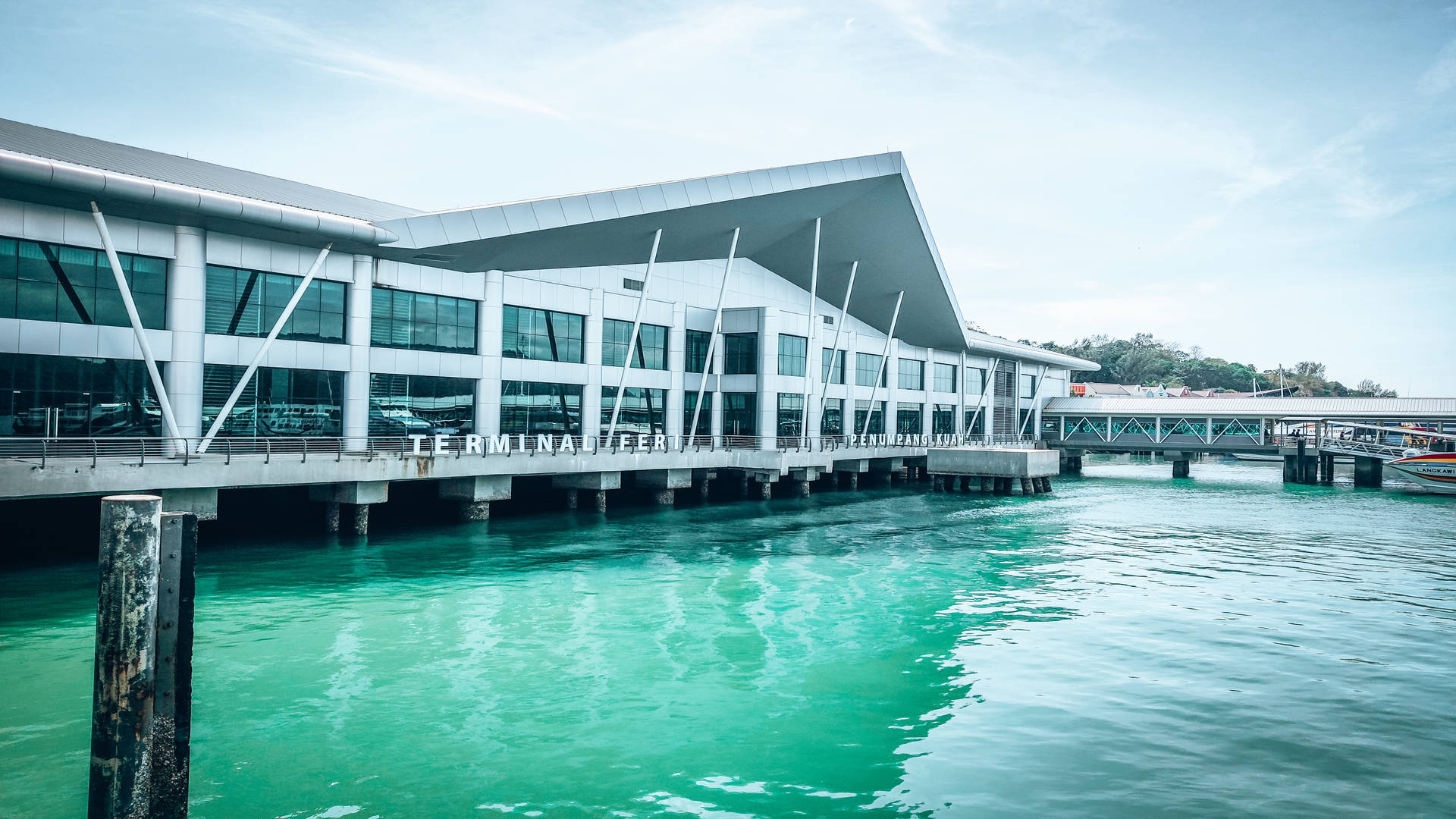 Getting from Penang to Langkawi: A traveler review