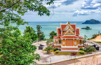 Prince Chumphon Shrine & Memorial, Chumphon