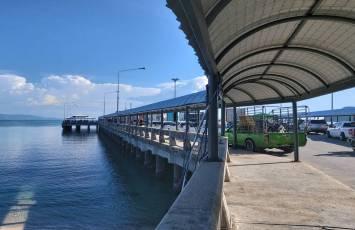 Thong Sala Pier, Koh Phangan