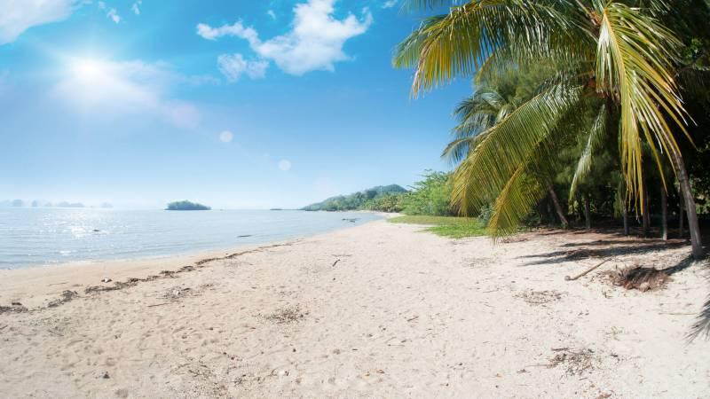 Beach in Koh Yao Noi