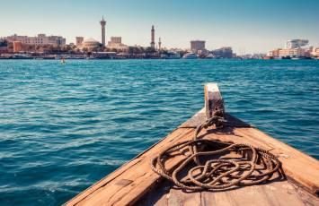 Dubai water taxi