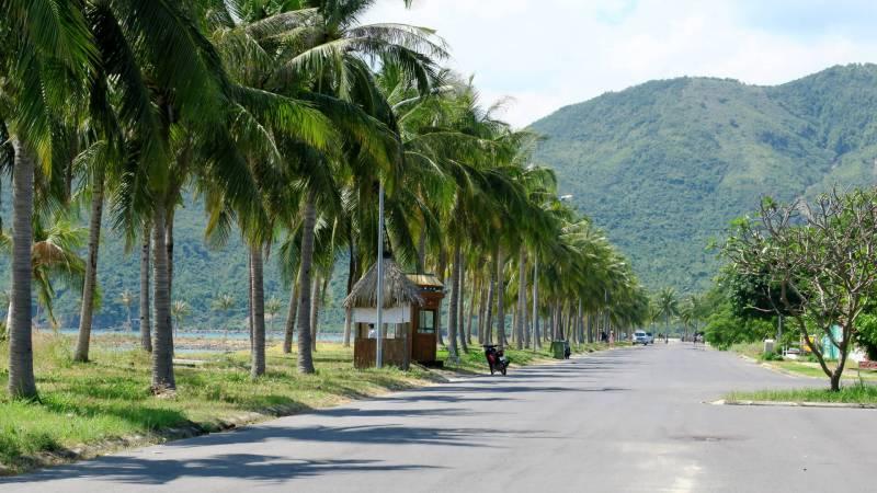 Driving to Nha Trang