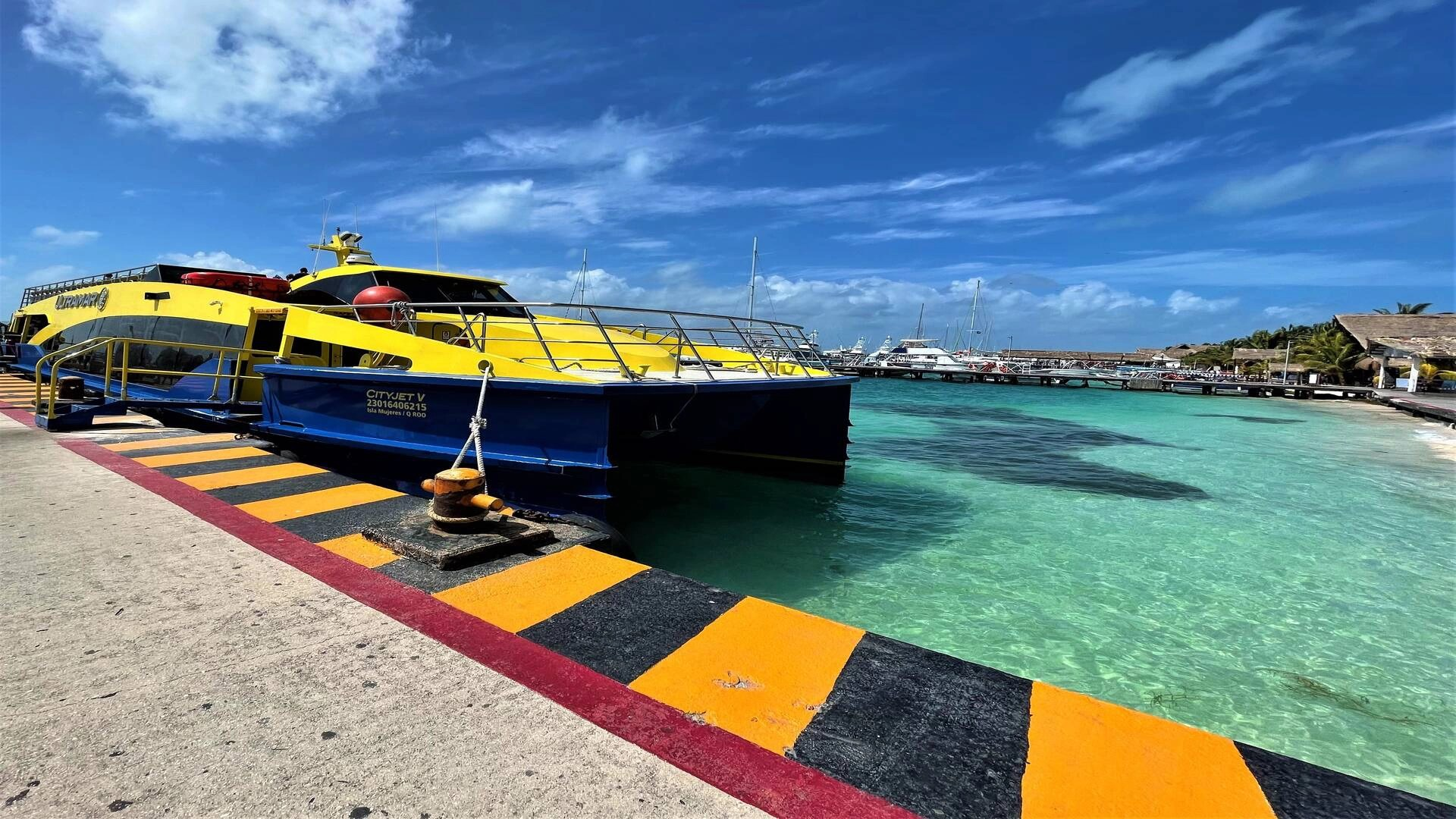 Getting from Cancun to Isla Mujeres: A traveler review