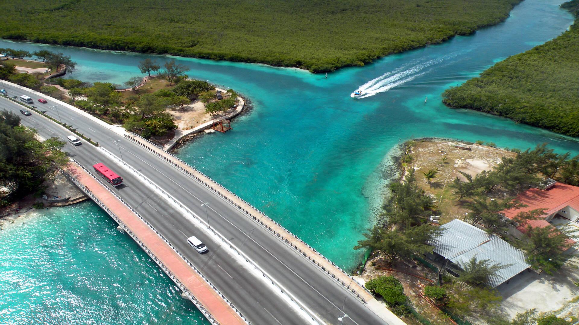 Yucatan Peninsula transportation guide