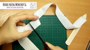 casebinding-prepare linen tape