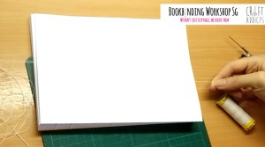 casebinding-prepare thread thats about 15 times the length of your book