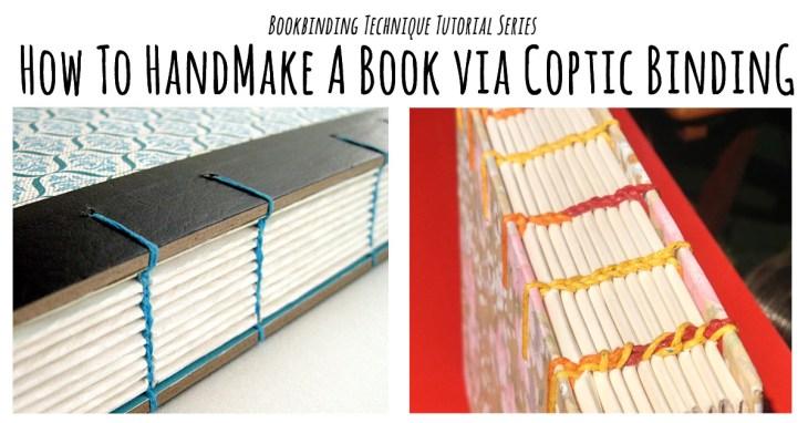 coptic binding tutorial