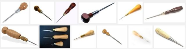 Types of Awl