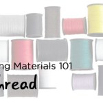 Bookbinding 101 Thread