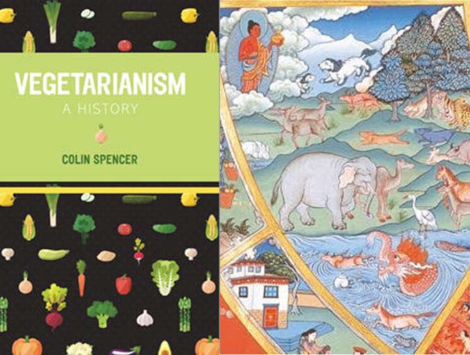 Book of the Week | Vegetarianism: A History by Colin Spencer