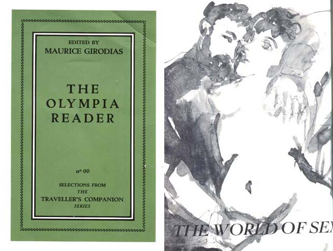 Book Blasts from the past | Indie publishers remembered | Maurice Girodias & Olympia Press