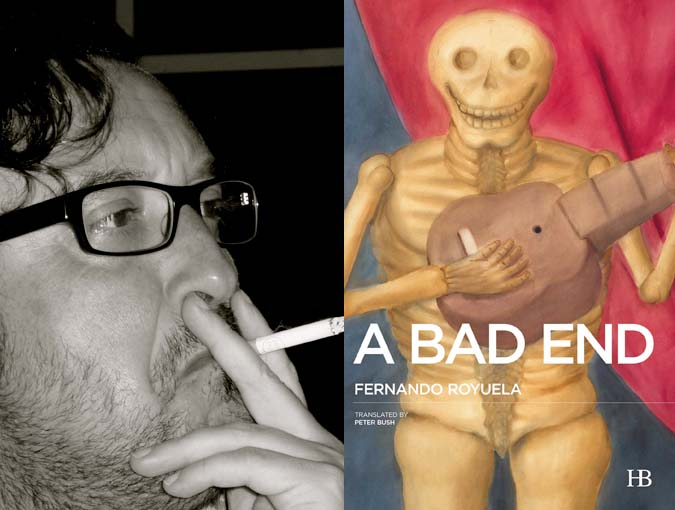 Book of the Week | A Bad End by Fernando Royuela
