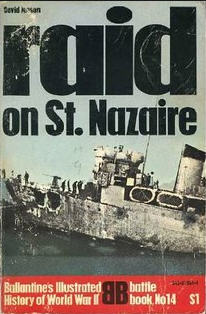 bookblast world war two st nazaire