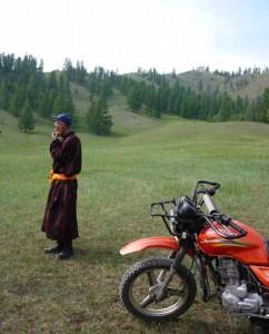 bookblast herder mongolia