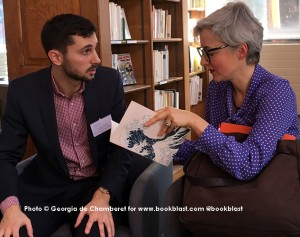 bookblast alex christofi and severine nikel