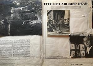 city of unburied dead by gael mayo, david seymour magnum 1 bookblast