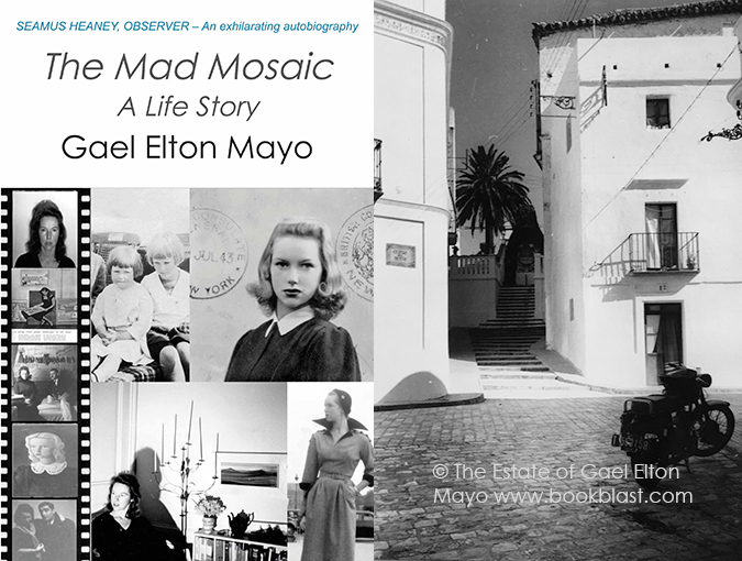 Gael Elton Mayo, Spain Revisited | Harpers & Queen Jan. 1985