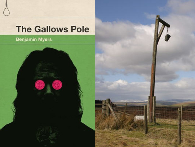Book of the Week | The Gallows Pole by Benjamin Myers @benmyers1