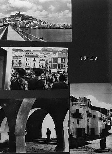 ibiza gael mayo photo bookblast